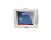 Weighing and access control terminal