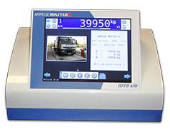 IDTB650 Multichannel indicator