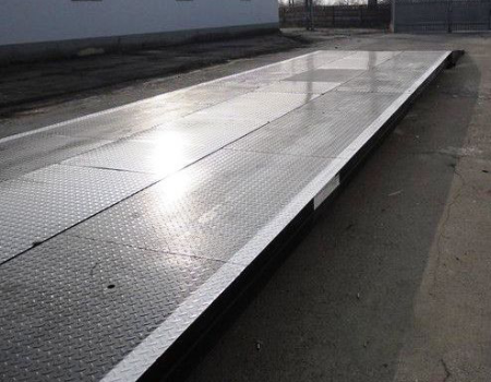 Perfect TM weighbridge