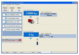 software weigh