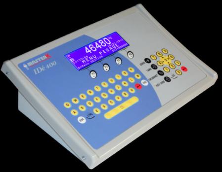 weighing indicator for analog weigbridge