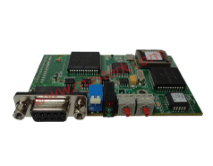 Profibus-DP weighing board