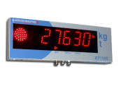 weight display RP75-HL repetitor