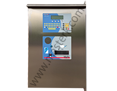 weighing kiosk, traffic management