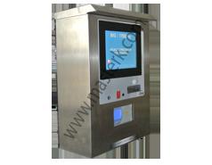 Weighing kiosk DIVA