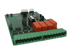 4I/4O card weighing