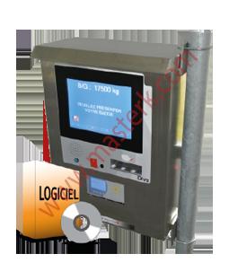 software, weighing kiosk