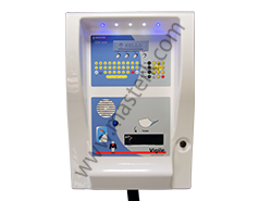 weighing kiosk, traffic management